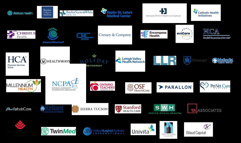 Hodges Partners - Representative Clients